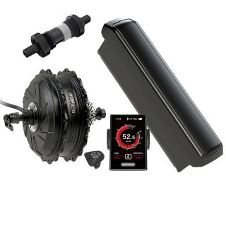 IP65 BaFang 8fun 350W bafang 500w front motor hmi lcd e-bike torque sensor speed senor kit