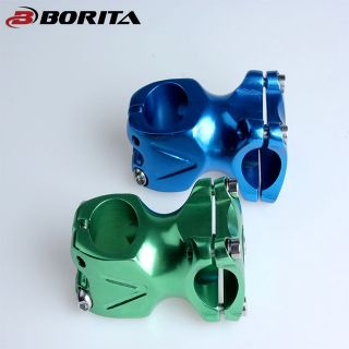 Borita OEM Aluminum Forged Colorful Bike Stem for Fixie Bicycle Parts