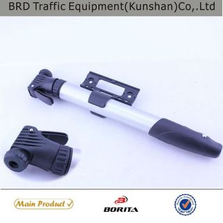 Borita Aluminum Alloy F/V and A/V Bicycle Pump Mini Bike Hand Pump