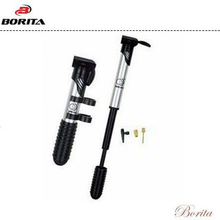 Borita Super Mini Hihg Pressure Air Bicycle Pump