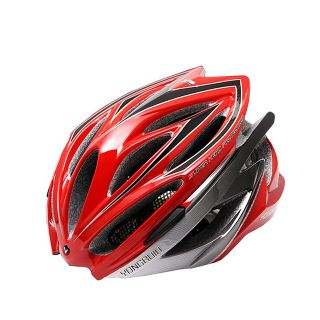 Bicycle Helmet Manufacturer Wholesale Cheap Price Size 58-62cm Cycling Mountain Bicycle Helmet With LED