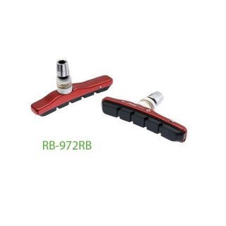Borita RB-972RB High Quality Low Price MTB Bicycle Brake Shoes