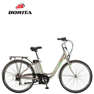 Borita ECHO New Design Aluminum Alloy High Quality Electric Bicycle