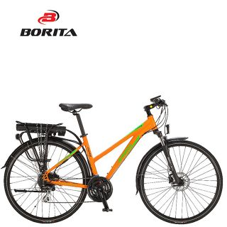 Borita New Model Touring High Quality Aluminum Alloy Popular Electric Bicycle