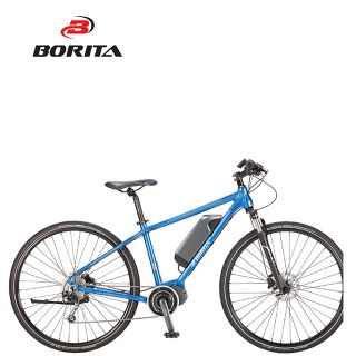 Borita New Model Victor High Quality Aluminum Alloy Popular Electric Bicycle