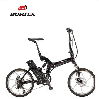 China 20inch 250W Suspension Aluminum Foldable ebikes